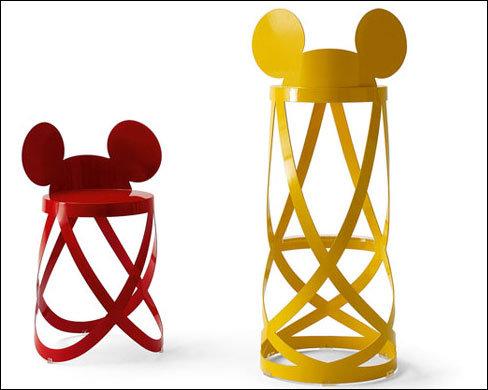 Cappellini, Disney