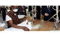Haiti trade bill heads to Obama for signature
