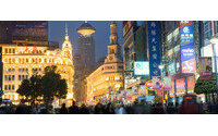 四大商圈分而治之 上海奢侈品版图华丽转身
