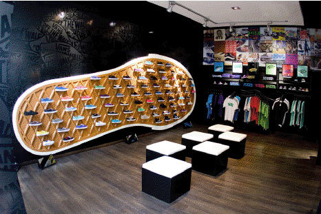 vans magasin lyon