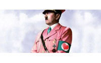 'Pink Hitler' poster upsets Sicilians