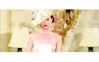 纽约婚纱周2011春季系列:展现实用婚纱
