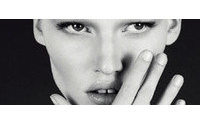 Lara Stone per Calvin Klein