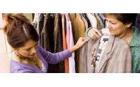服装经销商因欧元贬值低价转内销