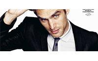英国最佳男模Will Chalker登法国GQ杂志