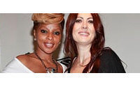 Catherine Malandrino and Mary J.Blige collaborate for charity
