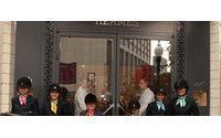 Hermès, boutique nuova fiammante a Chicago