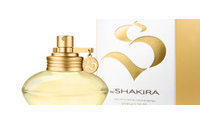 Shakira releases her first fragrance