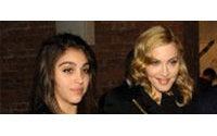 Мадонна и ее дочь создали коллекцию одежды