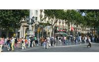 El 60,8% de las tiendas de Barcelona redujo sus ventas en 2009