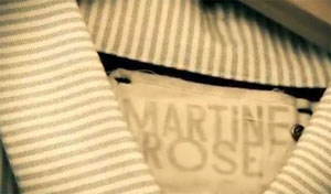 Martine Rose, Timberland