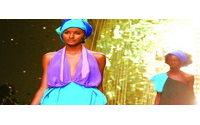 时尚界注入非洲风格