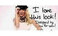 Britney Spears volta a ser colegial em coleção de roupa