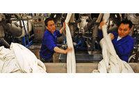 Unos 4.000 trabajadores del textil de Pontevedra están llamados el jueves a la huelga por el bloqueo del convenio