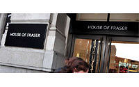 House of Fraser initiates ambitious multi-channel offer