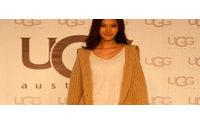UGG开始主打起服装系列产品