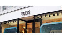 Tod's H1 sales rise on shoes, retail