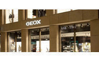 Geox sales drop by 15% in Europe