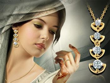 الرائدة فى مجال المجوهرات .....داماس 2012