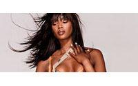 Naomi Campbell, la panthère noire