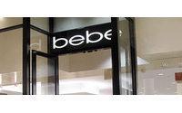 bebe announces new President