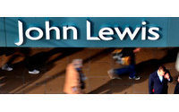 John Lewis sales growth slows