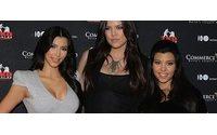 Las hermanas Kardashian se apuntan a la moda de crear una línea de ropa