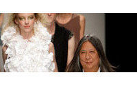 "John Rocha celebrates ""surviving"" 25 yrs in fashion"