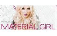 "Madonna denunciata per uso improprio logo ""Material girl"""