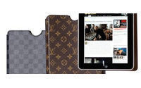 Luxury labels design Ipad cases