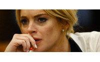 Lindsay Lohan, de presidiaria a columnista de moda