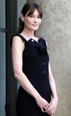 Carla Bruni-Sarkozy, Daniel Swarovski