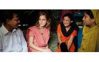 Emma Watson, muy solidaria con la moda de People Tree