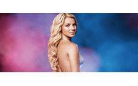 Britney Spears, todo glamour en el vídeo de su nuevo perfume