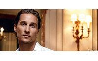 Matthew MConaughey, un gentleman para Dolce & Gabbana