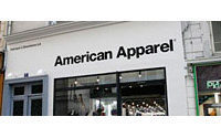 American Apparel in talks with restructuring firm