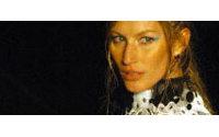 Gisele desfila na nova casa da Semana de Moda de NY
