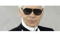 Karl Lagerfeld launches luxury for the masses