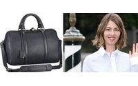 София Коппола представила коллекцию сумок для Louis Vuitton