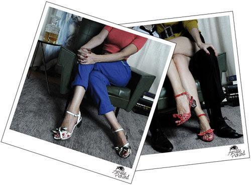 Amélie Pichard lance lance lance sa première collection de chaussures 42fa64