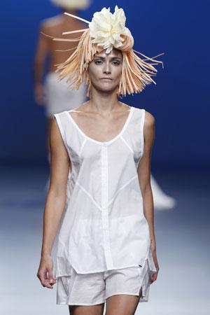 Cibeles Madrid Fashion Week, Teresa Helbig