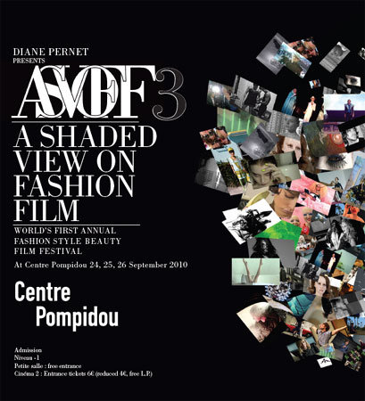 A Shaded View On Fashion Film