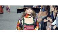 Mailänder Modesommer 2011: Es wird kräftig bunt