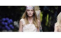 Mailänder Modewoche - Dolce & Gabbana ganz in Weiß
