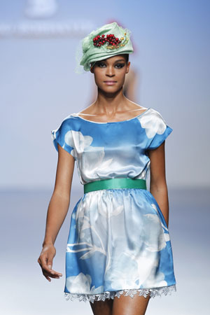 Cibeles Madrid Fashion Week, Elio Berhanyer