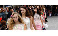 Después de Milán, los desfiles de moda arrancaron este martes en París