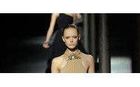 Mode von Lanvin und Westwood in Paris