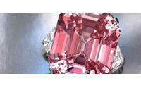 'Desirable' 38 million dollar pink diamond up for auction