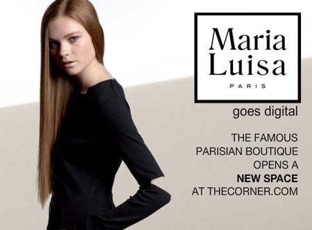 TheCorner.com, Maria Luisa