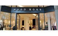 Hugo Boss hakt die Krise ab